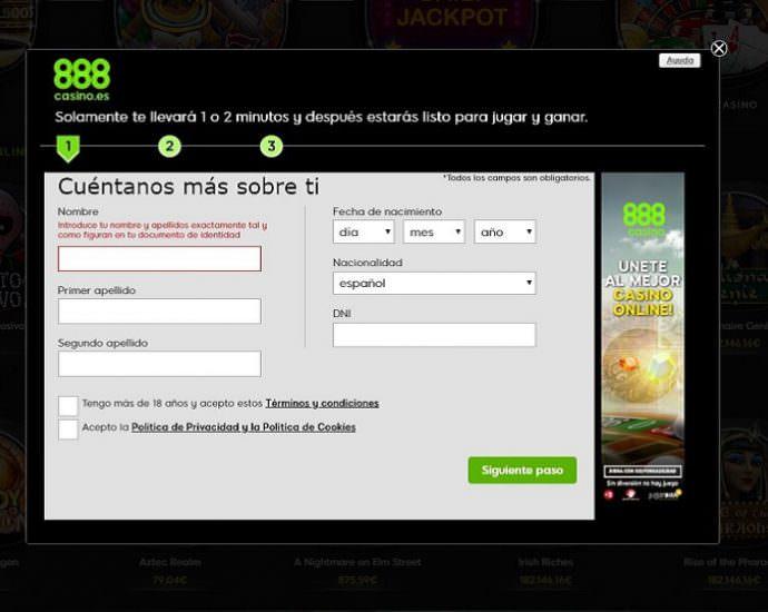 888 registrar