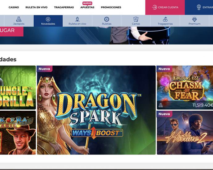 Casino Gran Madrid Juegos Online