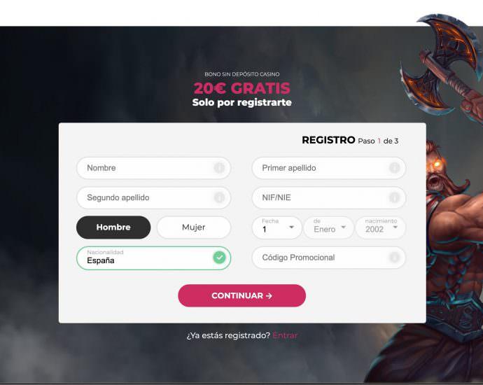 Casino Gran Madrid Registrarse