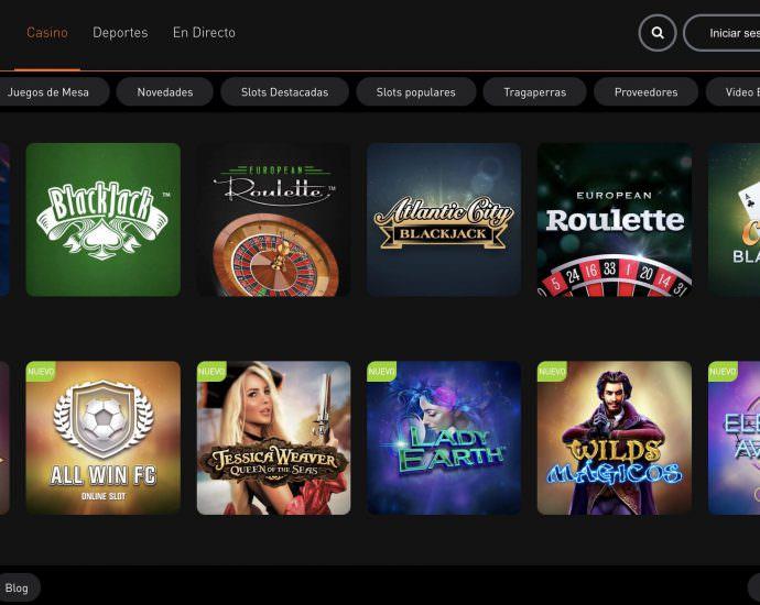 Casino777 Slot Games