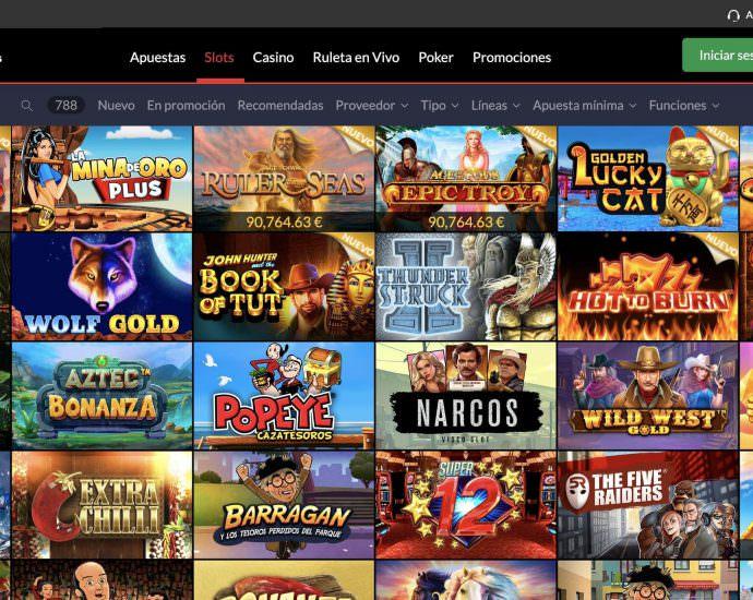 Casino Barcelona Slots