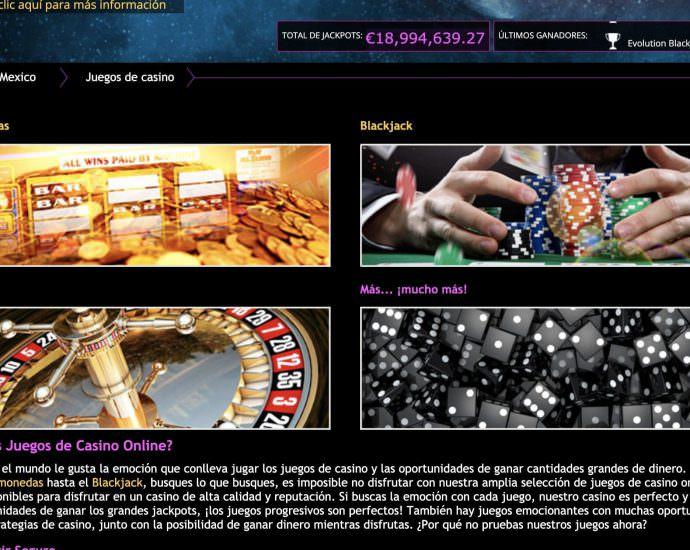 JackpotCity Casino Juegos Online