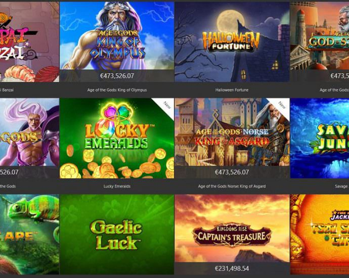 bet365 casino slots
