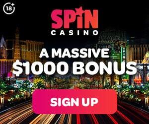 Spin Casino Pack Bienvenida Latam