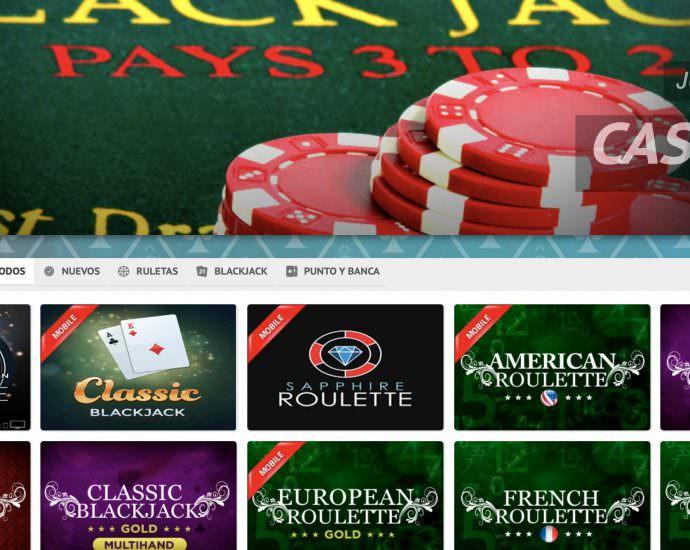 Juegging Juegos Casino