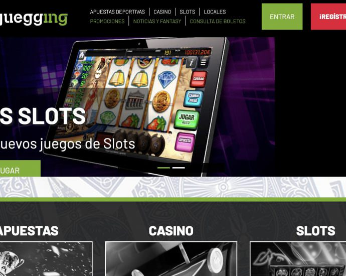 Juegging Web Online
