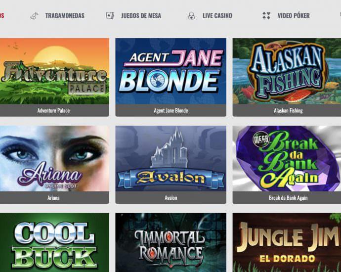 Platinum Play Casino Games