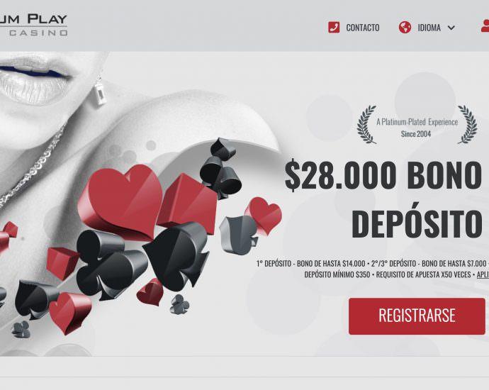 Platinum Play Casino Online Site