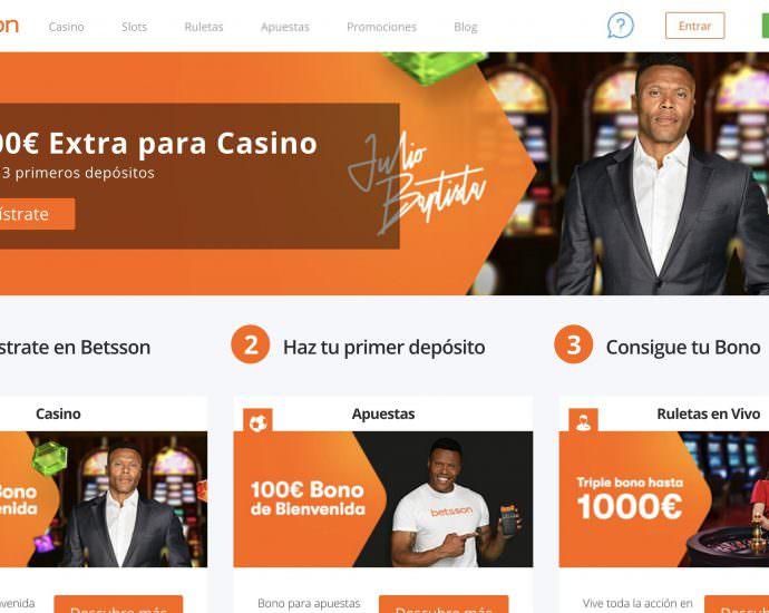 Betsson Online España