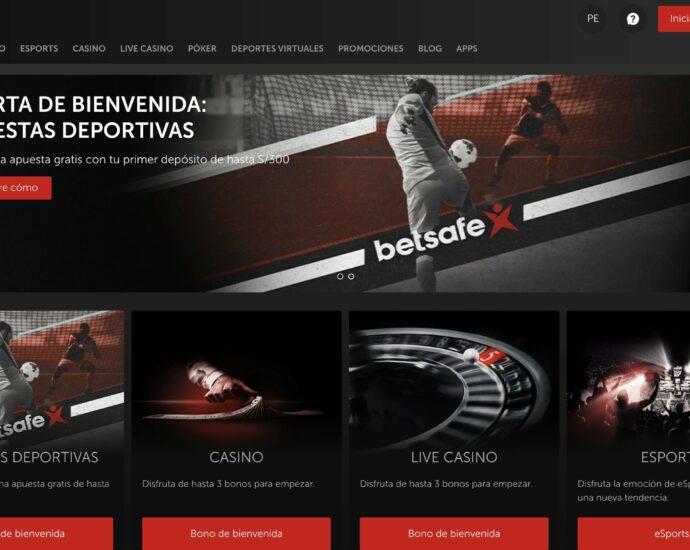 Betsafe Apuestas Deportivas Online