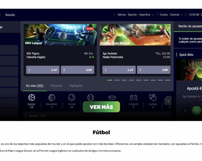 Spin Casino Apuestas Online