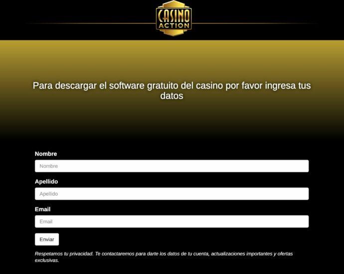 Casino Action Online Registrarse