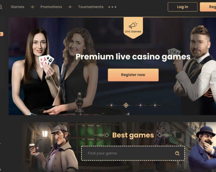National Casino Homepage